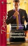 Billionaire's Proposition - Leanne Banks