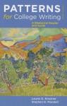 Patterns for College Writing 12e & ix visual exercises - Laurie G. Kirszner, Stephen R. Mandell, Cheryl E. Ball, Kristin L. Arola