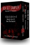 Box Set Sampler (A Date to Die for:, Barely Alive, Into the End) - Bonnie R. Paulson, BriLee Editing