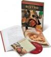 Bistro: Swinging French Jazz, Favorite Parisian Bistro Recipes (Cookbook & Music CD Boxed Set) - Sharon O'Connor, Metronote Quintet