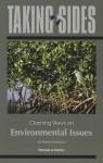 Clashing Views on Environmental Issues - Thomas Easton