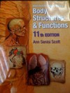 Workbook for Scott/Fong's Body Structures and Functions, 11th - Ann Scott, Elizabeth Fong
