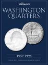 Washington Quarter 1959-1998 Collector's Washington Quarter Folder - Warman's