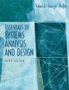 Essentials of System Analysis and Design (3rd Edition) - Joseph S. Valacich, Jeffrey A. Hoffer, Joey F. George