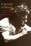 A Sender of Words: Essays in Memory of John G. Neihardt - Vine Deloria Jr., John G. Neihardt