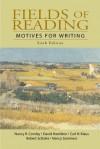 Fields of Reading: Motives for Writing - David Hamilton, Robert Scholes