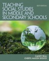 Teaching Social Studies in Middle and Secondary Schools (6th Edition) - Candy Beal, Cheryl Mason Bolick