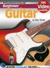 Beginner Guitar Lessons - Progressive - LearnToPlayMusic.com, Gary Turner