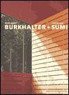 Marianne Burkhalter + Christian Sumi: Publications - Marianne Burkhalter