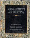 Management Accounting - J. Edward Ketz, Sidney J. Baxendale