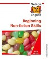 Nelson English - Red Level Beginning Non-Fiction Skills - John Jackman