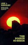 The Poison Summer - Joe L. Hensley