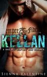 Kellan: A Bad Boy Military MMA Romance - Sienna Valentine