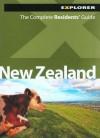 New Zealand Residents' Guide - Explorer Publishing