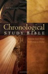 Chronological Study Bible: Explore God's Word In Historical Order- New King James Version (NKJV) - Anonymous