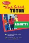 High School Geometry Tutor - Research & Education Association, James R. Ogden, Geometry Study Gudies