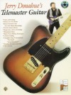 Jerry Donahue's Telemaster Guitar: Book & CD [With CD] - Jerry Donahue, Aaron Stang, Hemme Luttjeboer, Joann Carrera