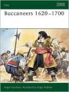 Buccaneers 1620-1700 - Angus Konstam, Angus McBride