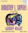 Gaudy Night - Ian Carmichael, Dorothy L. Sayers