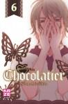 Heartbroken chocolatier, Tome 6 - Setona Mizushiro