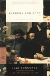 Fathers and Sons - Ivan Turgenev, Ann Pasternak Slater, Elizabeth Cheresh Allen
