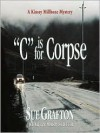 C Is For Corpse (Audio) - Mary Peiffer, Sue Grafton