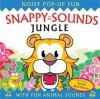 Snappy Sounds - Jungle: Noisy Pop-up Fun - Derek Matthews