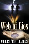 Web of Lies - Christina James