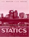 Solving Statics Problems with MATLAB - Harper, L.G. Kraige
