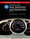 Auto Electricity and Electronics: Instructor's Guide - James E. Duffy