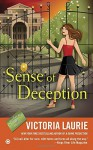 Sense of Deception (Psychic Eye Mystery) - Victoria Laurie