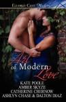 Art of Modern Love - Kate Poole, Amber Skyze, Catherine Chernow, Ashlyn Chase, Dalton Diaz