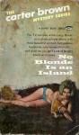 No Blonde Is an Island - Carter Brown