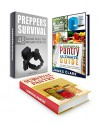 Survival Box Set: 48 Survival Tactics That Will Save Your Life Plus The Prepper's Guide to Food Storage, Water Storage, Canning and Preserving (Survival Box Set, Survival Tactics, preppers guide,) - James Clark