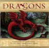 Dragons: A Beautifully Illustrated Quest for the World's Great Dragon Myths - Jonathan Evans