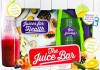 The Juice Bar Kit (Box) - Parragon Books