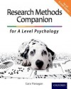 A Level Psychology: The Research Methods Companion - Cara Flanagan