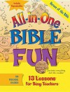 Heroes of the Bible: Preschool: 13 Lessons for Busy Teachers [With Reproducibles] - Abingdon Press