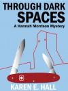 Through Dark Spaces (A Hannah Morrison Mystery) - Karen Hall