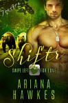 Shiftr: Swipe Left for Love (Jessica) BBW Bear Shifter Menage Romance (Hope Valley BBW Dating App Romance Book 8) - Ariana Hawkes