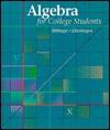Algebra for College Students - Marvin L. Bittinger
