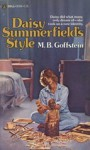 Daisy Summerfield's Style - M.B. Goffstein