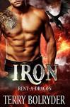 Iron (Rent-A-Dragon Book 2) - Terry Bolryder