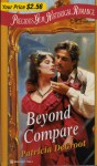 Beyond Compare - Patricia DeGroot