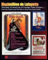 The Best of American & Foreign Films Posters. Book 2 - Maximillien de Lafayette, Carol Lexter, Genevieve Bresson, Germaine Poitiers, Melinda Pomerleau