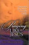 Praying Like Jesus - Julie-Allyson Ieron