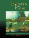 Invitation to Psalms: Planning Kit [With DVD and Participant Book & Leader Guide] - Abingdon Press