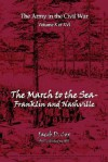 The March to the Sea - Jacob D. Cox