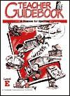 A Reason for Spelling: Teacher Guidebook Level E - Rebecca Burton, Eva Hill, Leah Knowlton