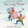 The Long Winter - Laura Ingalls Wilder, Cherry Jones